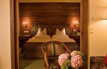 Zimmer & Suiten im Hotel Gotthard in Lech am Arlberg