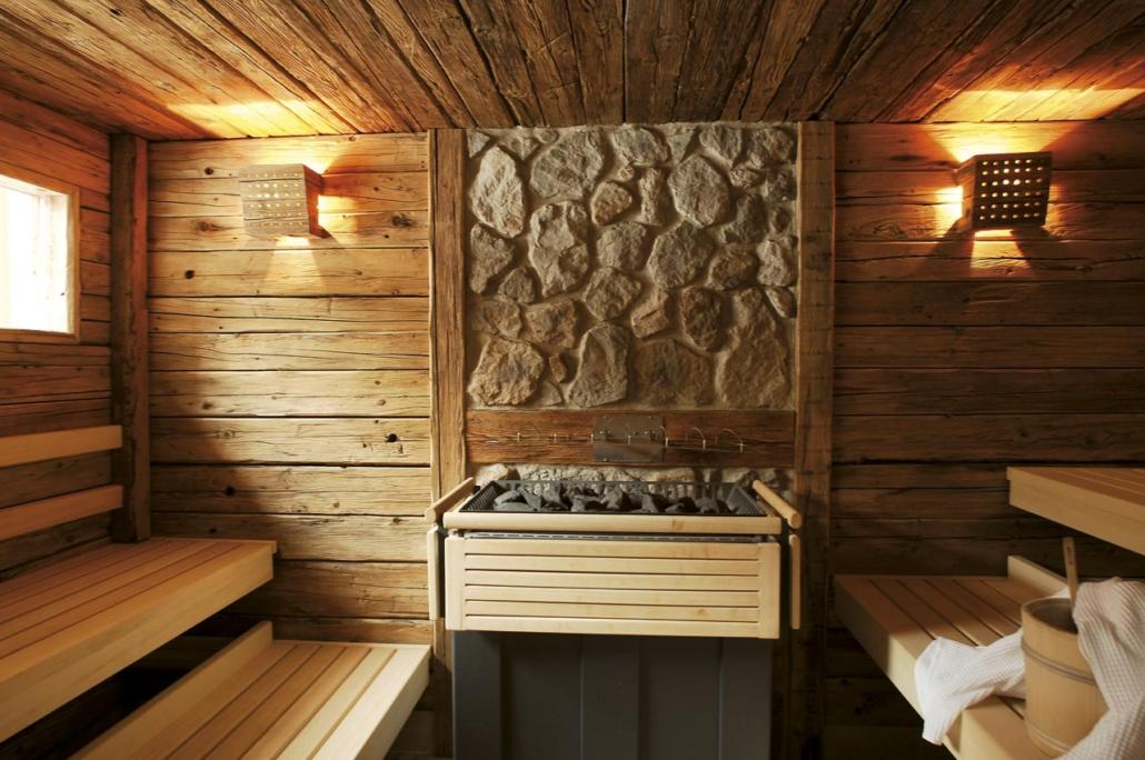 SPA Finnische Sauna