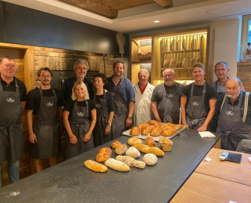 Bread baking workshop - interesting things learned on the subject
