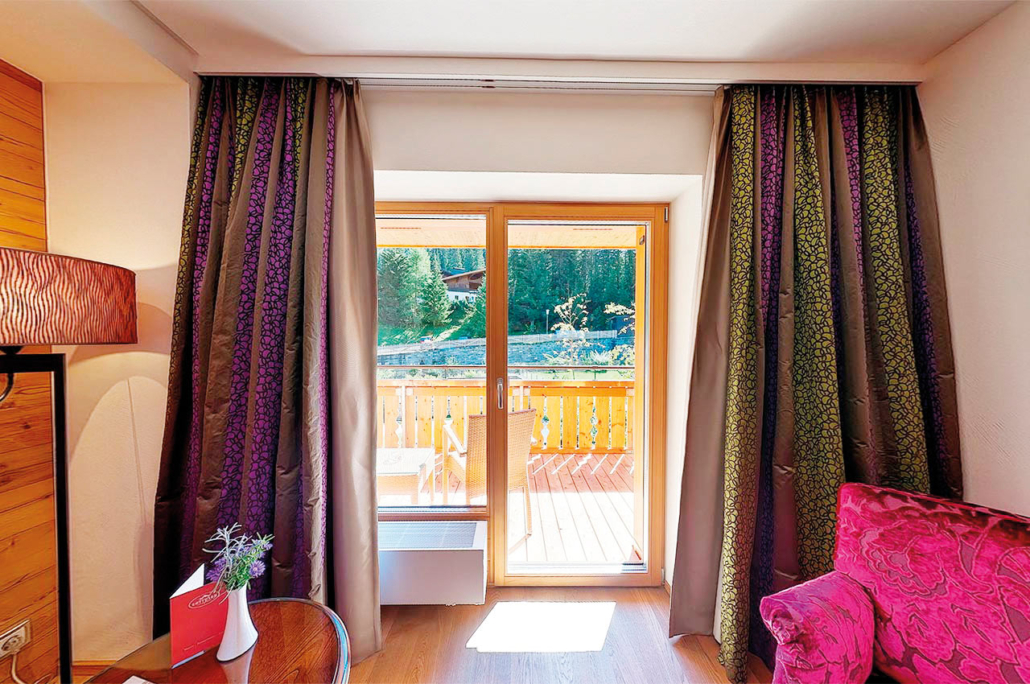 Doppelzimmer Komfort Garten