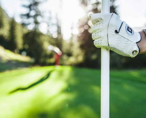 9-Loch Golfplatz im Zugertal