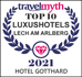 Among the top 10 hotels at travelmyth
