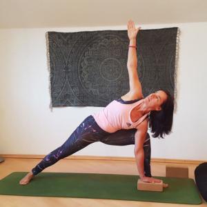 Yoga Lehrerin Carola Schneider