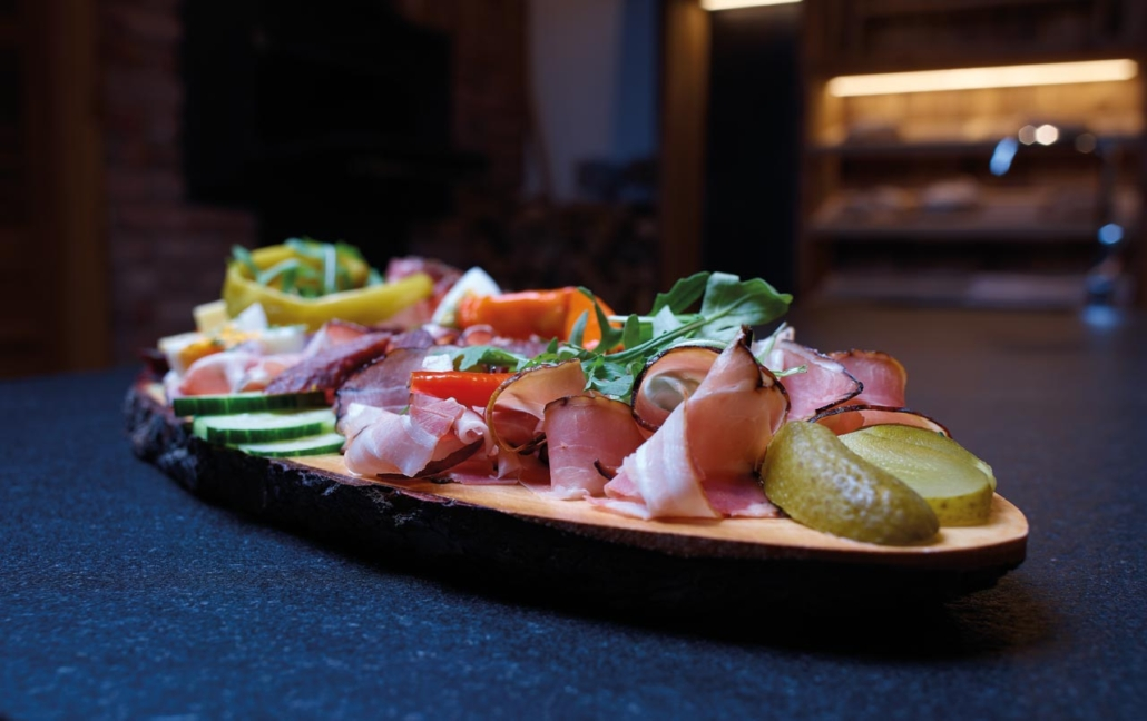 Culinary delicacies from the Lech mountains