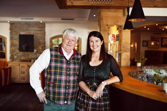 Familie Walch - Ihre Gastgebern im Hotel Gotthard