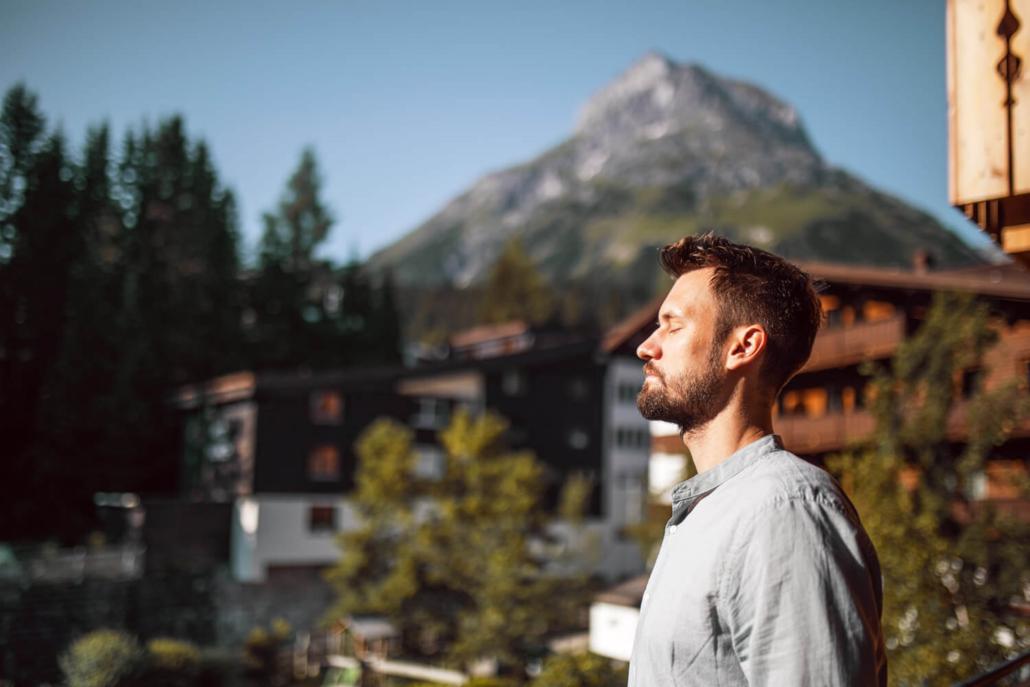 Inmitten von Natur, Bergen & Alpenluft