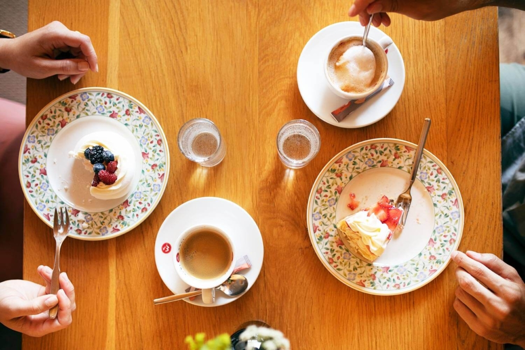 Kuchen & Torten im Café Gotthard