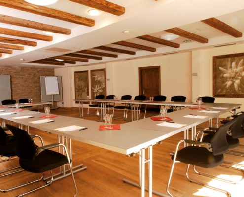 Ihr Seminar im Hotel Gotthard in Lech abhalten