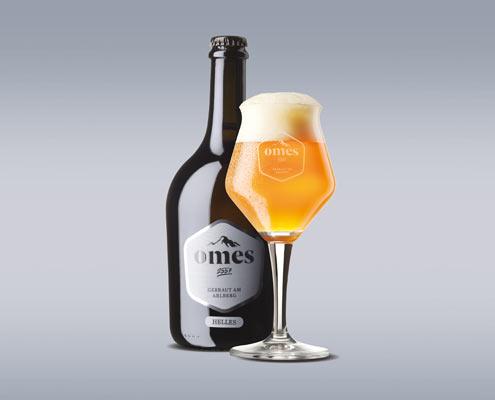 omes Bier - HELLES