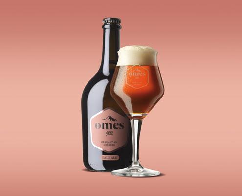omes Bier - PALE ALE