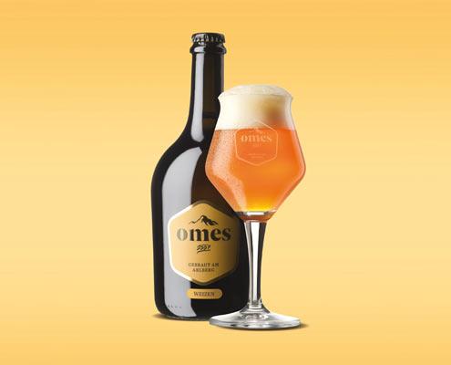 omes Bier - WEIZEN